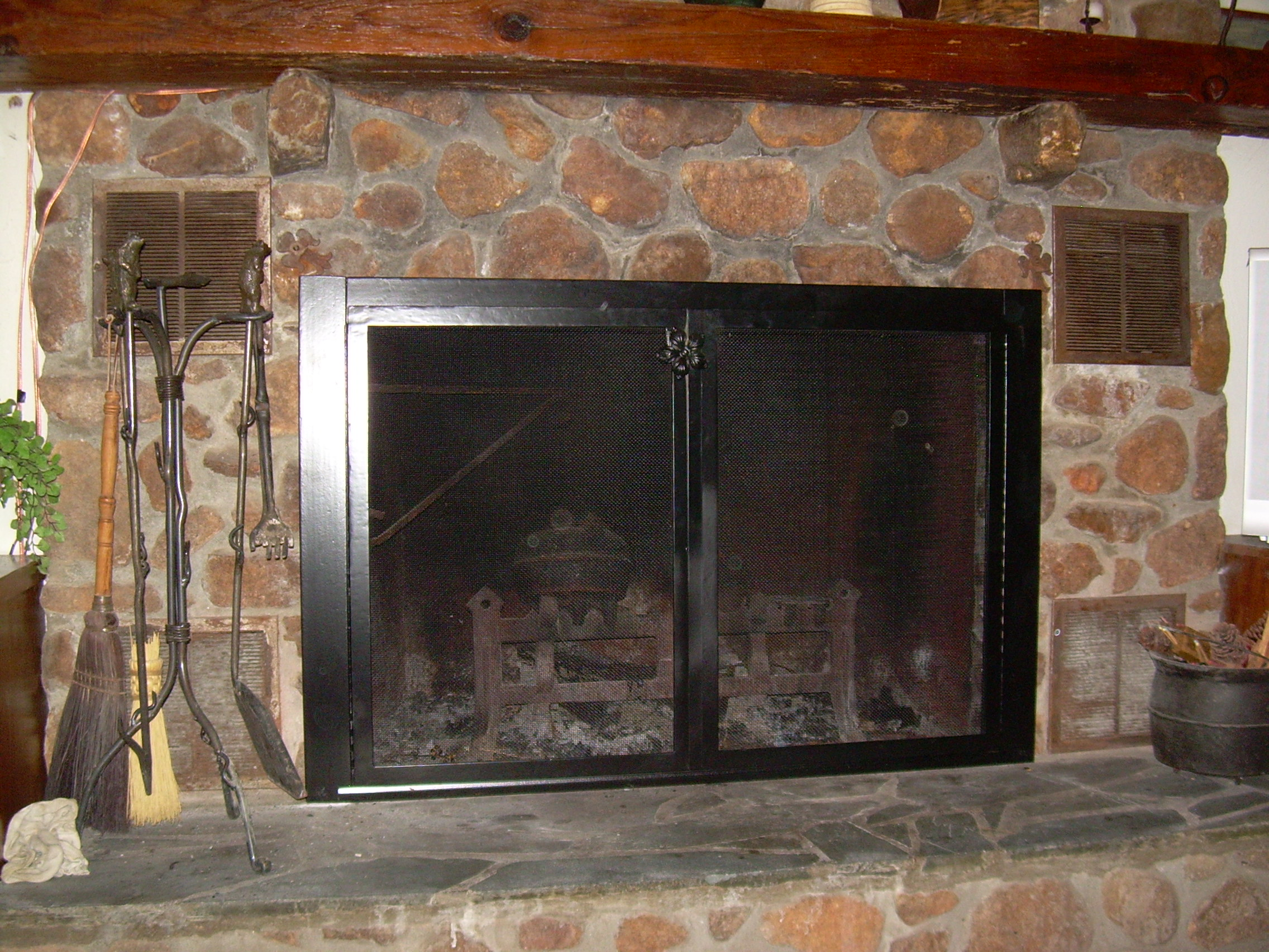 walmart stand color and mount with floor fireplace ip curved wall northwest changing com screen