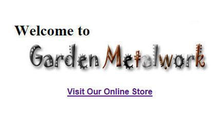 Garden Metalwork