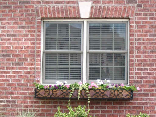 Pontalba Style Window Box
