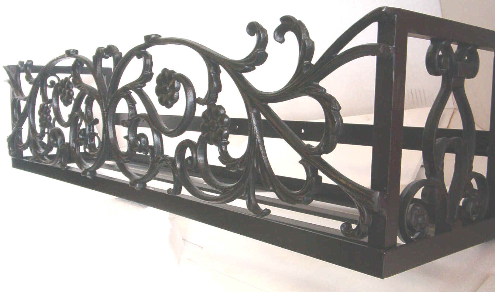 wrought iron window boxes Window Boxes wrought iron window boxes